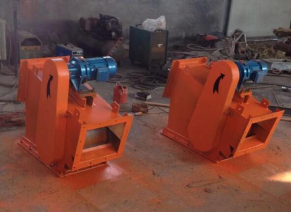 RCYG管道式永磁自卸除铁器
